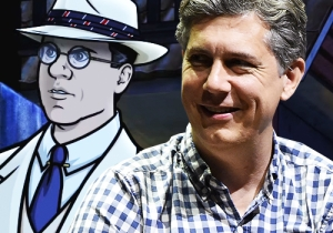 Chris Parnell On His 'Archer' German Accent Being A Product Of Google Translate, And How He Never Broke Character On 'SNL'