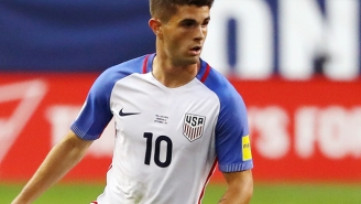Christian Pulisic Tell Us Why He's Such A Big Fan Of LeBron James