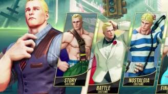 Kenny Omega Plays A Returning Character In The New Trailer For Street Fighter V: Arcade Edition