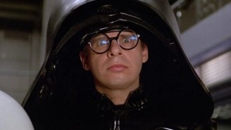 Rick Moranis Is Ending His Acting Hiatus By Reprising His 'Spaceballs' Role On 'The Goldbergs'