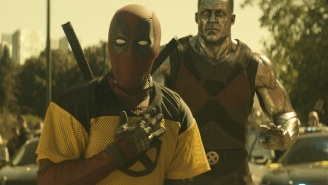 The 'Deadpool 2' Writers Tell Us About Cut Scenes Featuring Chris Evans And Baby Hitler