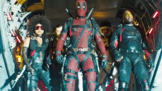 Here's How The 'Deadpool 2' Team Pulled Off That X-Force Trick