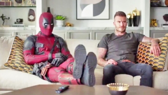 'Deadpool' Apologizes To David Beckham, Who Slams Ryan Reynolds Where It Hurts Most