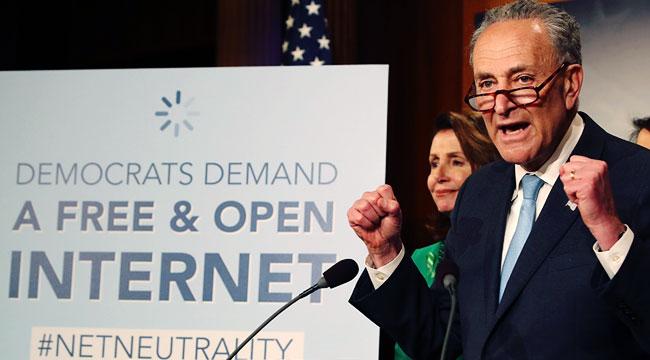 senate voted save net neutrality