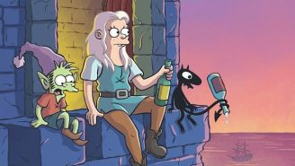 Matt Groening's 'Disenchantment' Will Get The Obligatory 'Game Of Thrones' Reference Out Of The Way Early