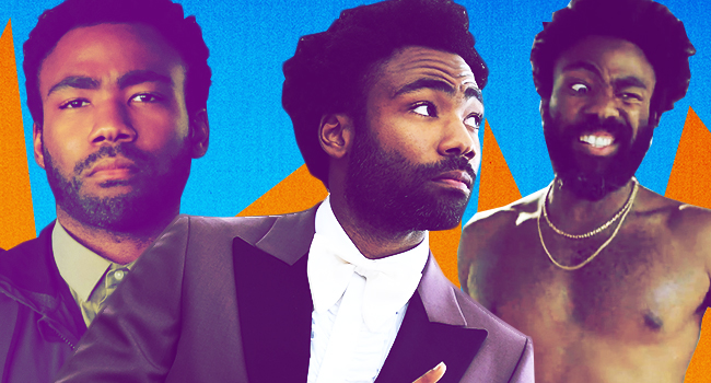donald glover great month