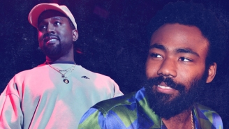 The Scoreboard: It's A Great Time To Be Donald Glover, But Not So Much Kanye West