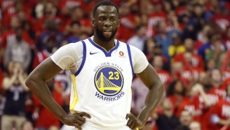 Draymond Green Feels The Short Suspensions For The Rockets-Lakers Fight Represent A 'Double Standard'