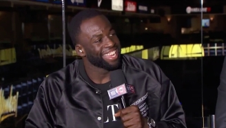 Draymond Green Joined 'Inside The NBA' And Received An Apology From Charles Barkley