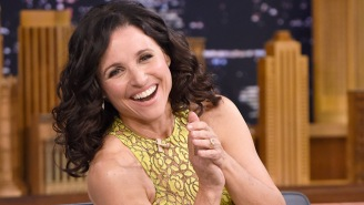 Julia Louis-Dreyfus Is The Recipient Of The 2018 Mark Twain Prize For Humor