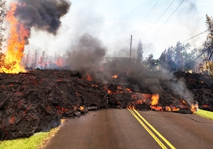 The Kilauea Eruptions In Hawaii Have Yielded Some Stunning, Scary Images