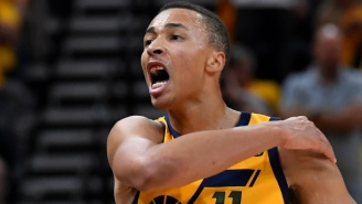Jazz Guard Dante Exum Suffered A Left Hamstring Injury During Game 4