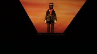 Father John Misty's 'Please Don't Die' Video Is As Stop-Motion Zombie Musical
