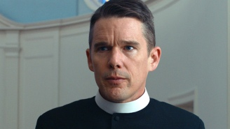 Ethan Hawke Will Play The Iconic Abolitionist John Brown In Showtime's 'Good Lord Bird'