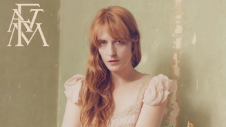 Florence And The Machine Announce Their Long-Awaited Album With The Soaring Epic 'Hunger'