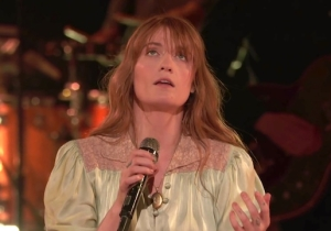 Florence And The Machine And Ryan Adams Brought Some Indie Rock To 'The Voice' Season Finale