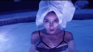 Princess Nokia Gets Intimate In The Blue-Hued 'For The Night' Music Video