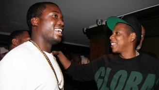Meek Mill Tells 'The Breakfast Club' That Jay-Z Helped Pay His Legal Fees