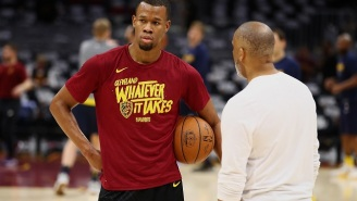 Rodney Hood Reportedly Refused To Enter Game 4 In Garbage Time Against The Raptors