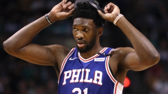 Joel Embiid Could Not Believe The Allegations That Bryan Colangelo Used Fake Twitter Accounts (UPDATE)