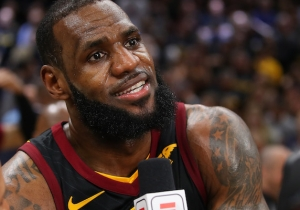 LeBron James' Game 3 Walk-Off Inspired 'SportsCenter' To Run A Special Top 10