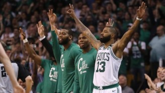 Marcus Morris Sees The Celtics Playing As 'A Bunch Of Individuals' Right Now