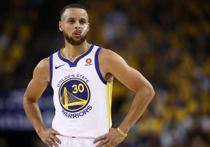 Steph Curry Said His Mom Wanted To Wash His Mouth Out With Soap After He Cursed During Game 3