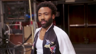 Donald Glover's 'SNL' Appearance Starts Off Poorly Thanks To Beck Bennett's Tribute Welcome