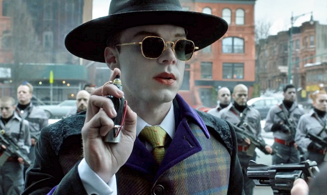 WATCH] The First Footage Of 'Gotham's New Joker At Play