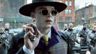 Here's The First Footage Of 'Gotham's New Joker At Play