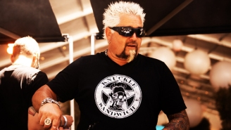 Guy Fieri Is A Big-Hearted Hometown Bro With No Time For Haters