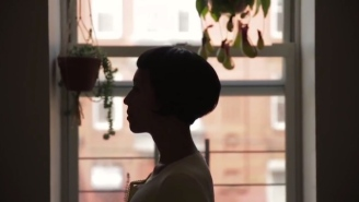 Haley Heynderickx's 'No Face' Video Mirrors The Song's Simplicity With Artistic Silhouettes