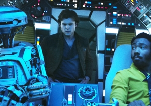 'Solo: A Star Wars Story' Is A Tremendous Heist Movie, But An Underwhelming Origin Story