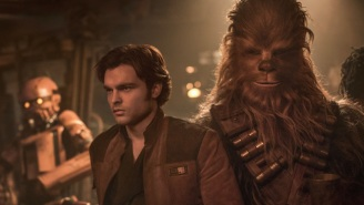 Lawrence and Jonathan Kasdan On That Crazy Cameo In 'Solo' You Wouldn't Have Expected In A Million Years