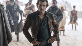 Here's How Bruce Springsteen Influenced A Storyline In 'Solo: A Star Wars Story'
