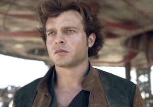 'Solo: A Star Wars Story' Contains A Shocking Cameo