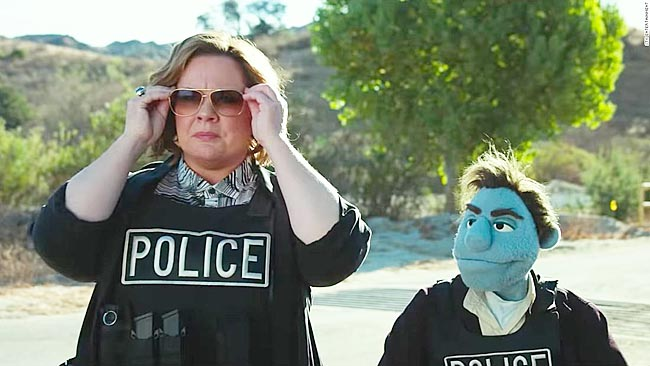 'Sesame Street' Has Lost Its Lawsuit Against The R-Rated 'Happytime Murders'
