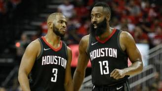 Chris Paul Reportedly Requested A Trade Amid His 'Unsalvageable' Relationship With James Harden