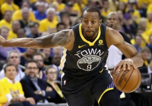 Report: The Grizzlies Will Look To Trade Andre Iguodala Instead Of Buying Him Out
