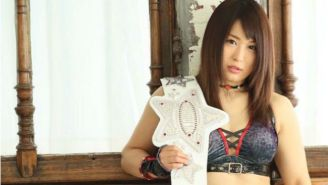 Stardom Ace Io Shirai Has Signed With WWE