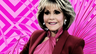 Jane Fonda On 'Book Club,' The '9 to 5' Reboot, And Why The #MeToo/Time's Up Movement Isn't Going Away