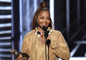 Janet Jackson's Surprise Performance At The Billboard Music Awards Was A 'Nasty' Medley Of Her Hits