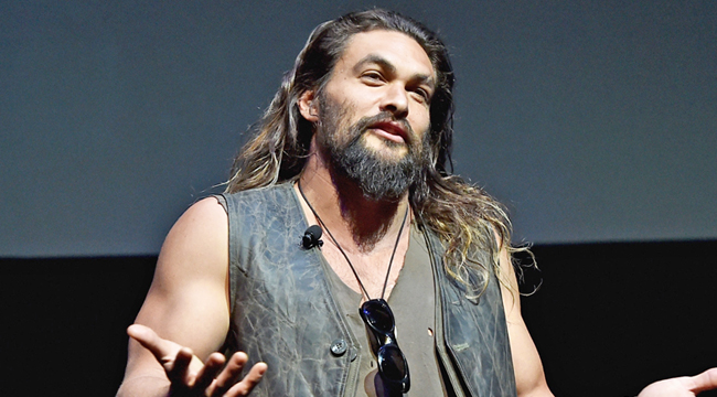 'The Crow' Remake Loses Jason Momoa And Director Corin Hardy A Month Before Shooting