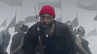 Jay Rock Readies For War In The Battle-Torn Video For 'Win' With Kendrick Lamar