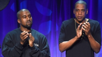 Jay-Z Criticizes Kanye West's Support Of Trump On Meek Mill's New Album 'Championships'