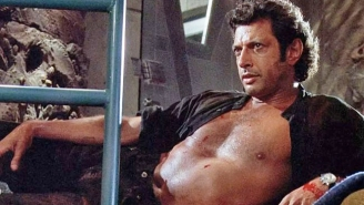 The Truth Behind Jeff Goldblum's Iconic 'Jurassic Park' Shirtless Scene Finally Emerges