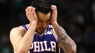 J.J. Redick Told A Horrifying Story About A Car Ride In New York With A Caged Person In The Trunk