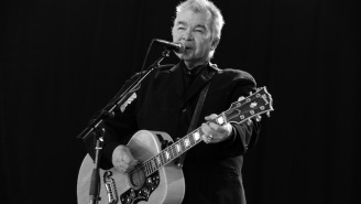 In Person And On Stage, John Prine's Songwriting Is Divine Intervention