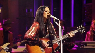 Kacey Musgraves' Smoky 'SNL' Performance Of 'Slow Burn' Is A Country Ballad Masterclass