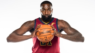 The Cavaliers Have Reportedly Picked Up Their Team Option On Kendrick Perkins